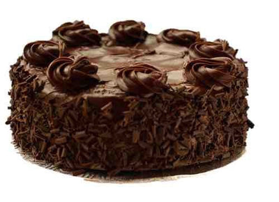 Chocolate Cake (Eggless) 500 gms