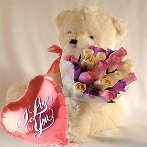 Cute Teddy Bear (Aprox 2 Feet)