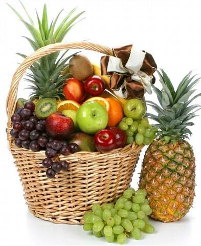 7-8 Kg Fresh Fruits Basket (Exotic Seasonal Fruits)