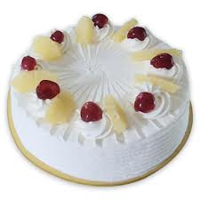 1 KG Fresh Pineapple Cake 