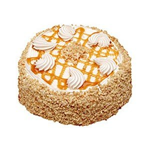 Delicious Butterscotch Cake - 500 gm