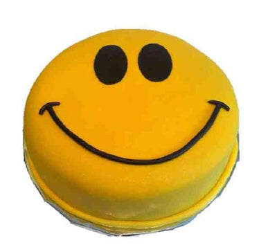 Smiley Cake - 500 gm