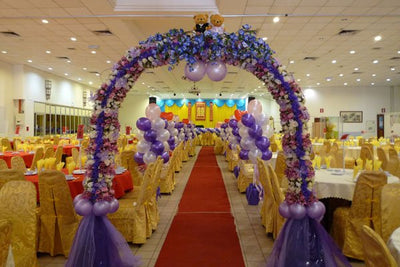Wedding/Balloons Decor  - Please contact us for more details.