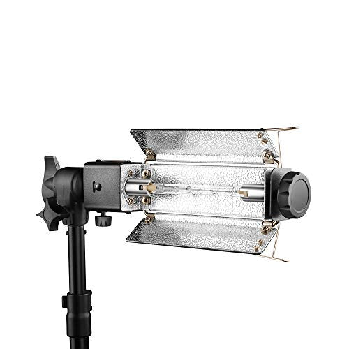 DIGITEK® (DPL 003) Porta Light with 1000 Watt Halogen Tube | for Video & Still Photography