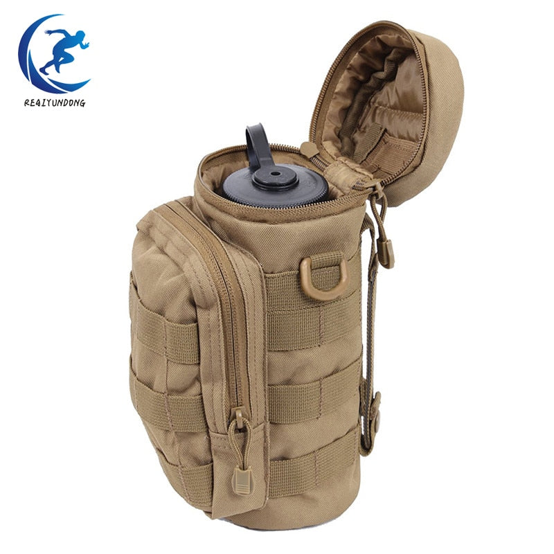 Military Tactical Outdoor Water Bottle Pouch