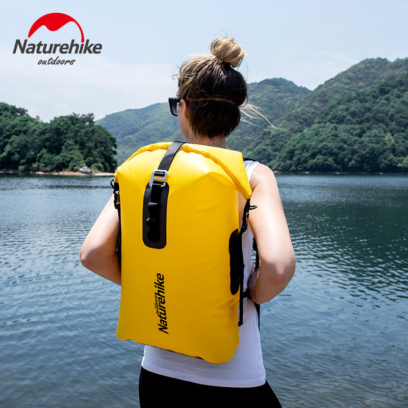Naturehike 28 Liter Waterproof Bags, light weight bags, bags for trecking, water proof bags for hiking and trecking