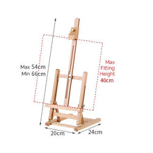 Load image into Gallery viewer, Artery™ 66cm Beech Wood Easel Stand (M2)
