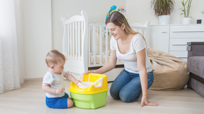 What You Should Know Before You Start Potty Training