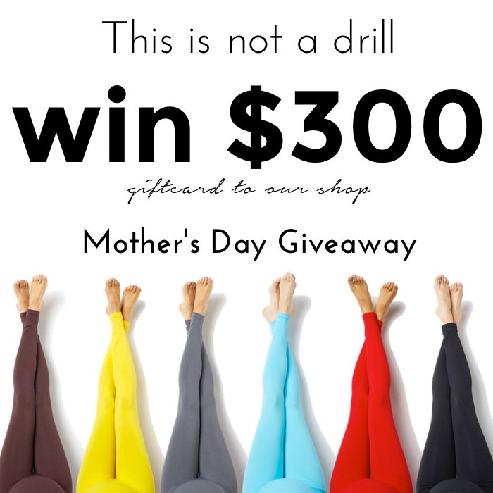 Mother's Day EPIC $300 Giveaway