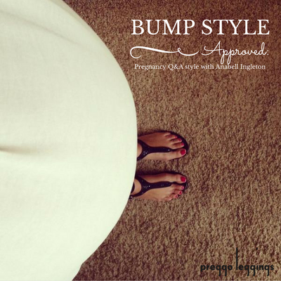 Bump Style Approved: Pregnancy Style Q&A with Anabell Ingleton