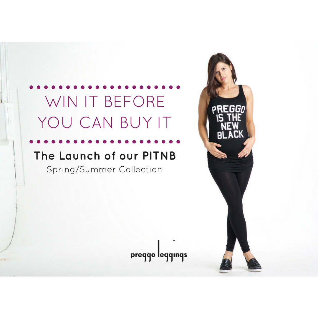 Win It Before You Can Buy It - The Launch of our PITNB Spring/Summer Collection