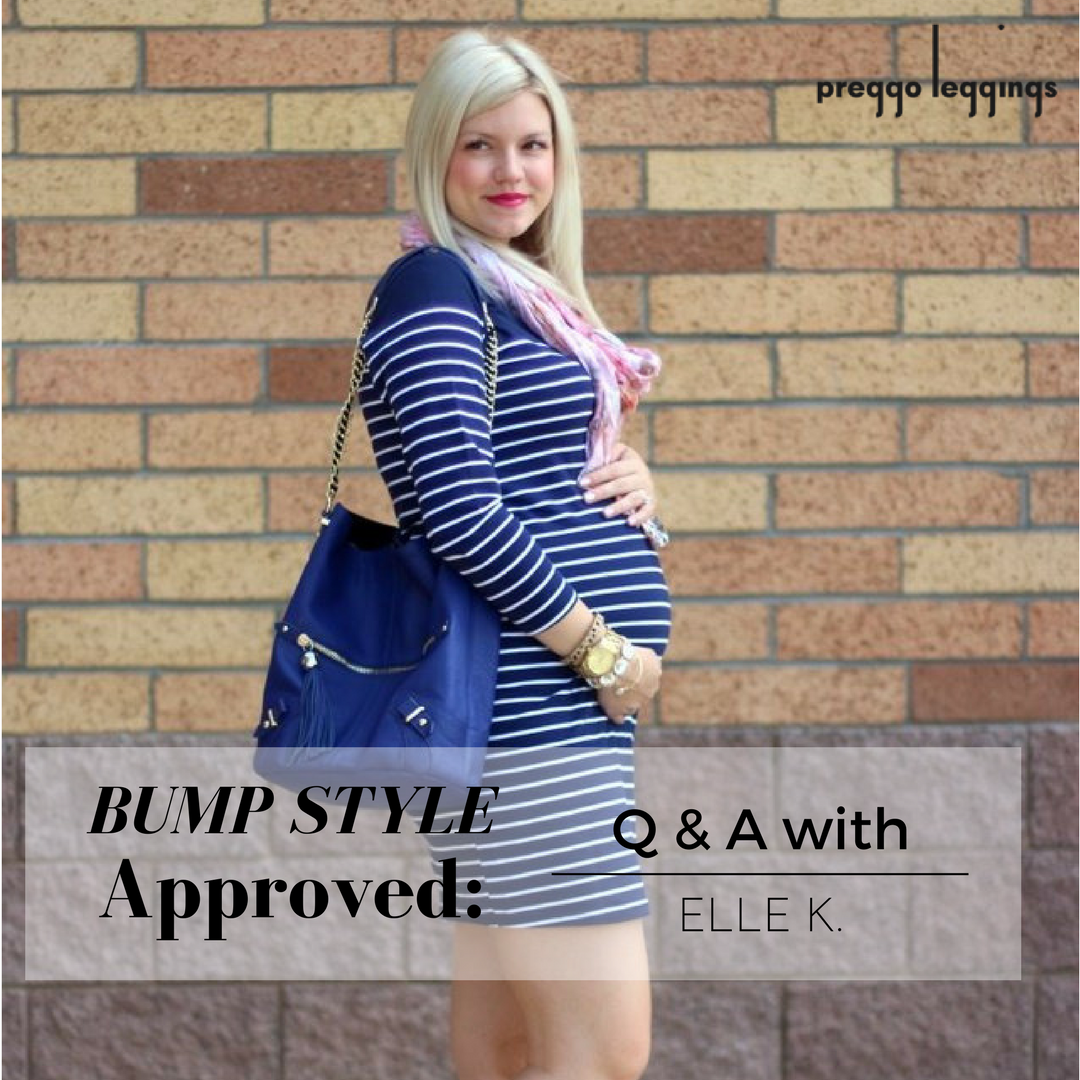 Bump Style Approved: Pregnancy Q&A with Elle K.