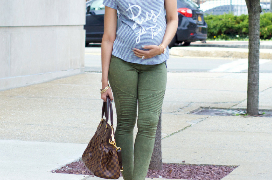 #BumpStyleApproved: Hit the streets with this gorgeous look!