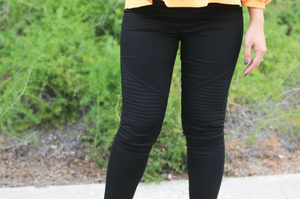 #BumpStyleApproved: Learning to love your body with the help of our amazing leggings