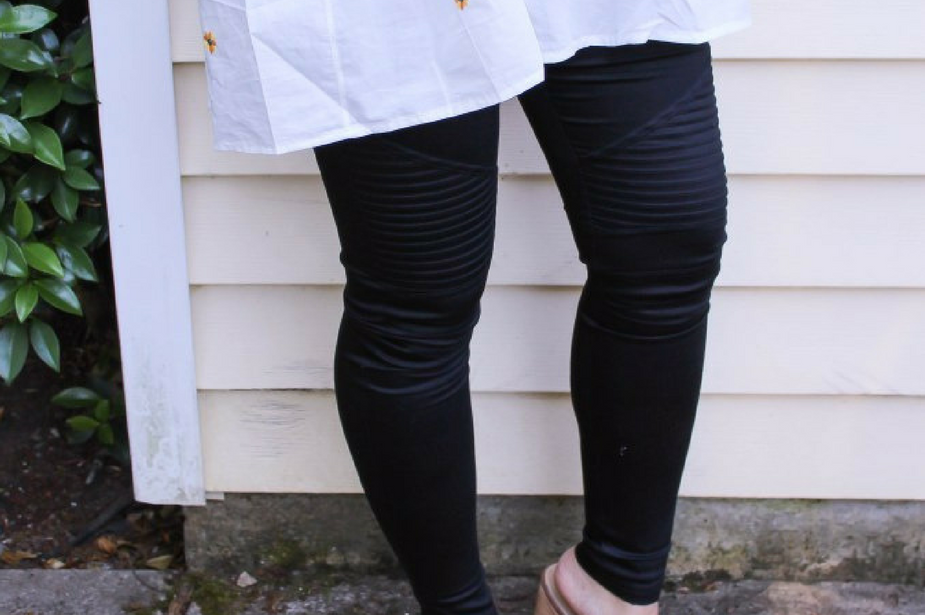 #BumpStyleApproved: Best adjustable waist pants maternity leggings for young mamas