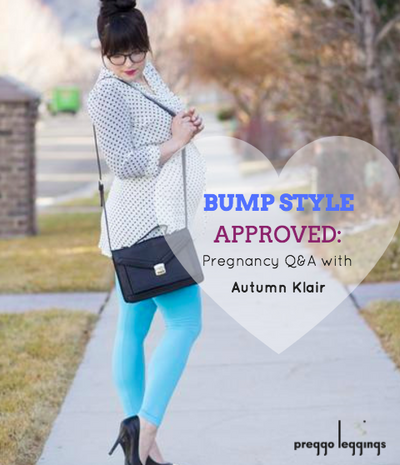 Bump Style Approved: Pregnancy Q&A With Autumn Klair