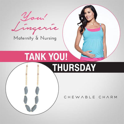 Tank You! Thursday featuring Chewable Charm