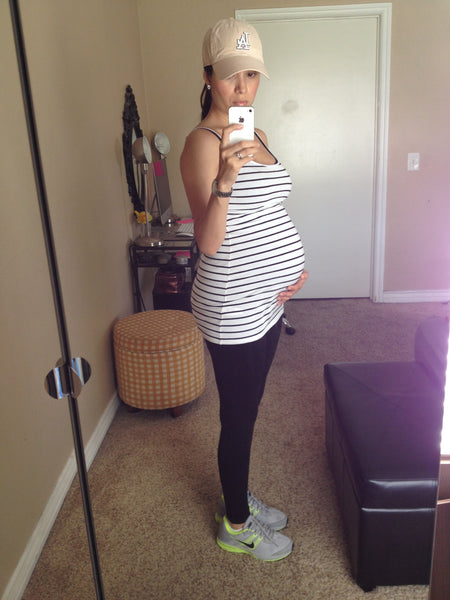 Bump Style Approved: Pregnancy Style Q&A with Anabell ...