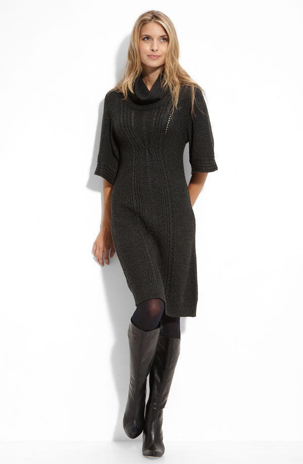 Sweater dresses for fall