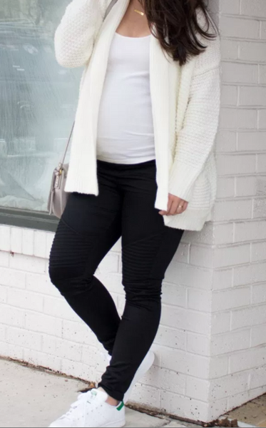 Chic maternity pants