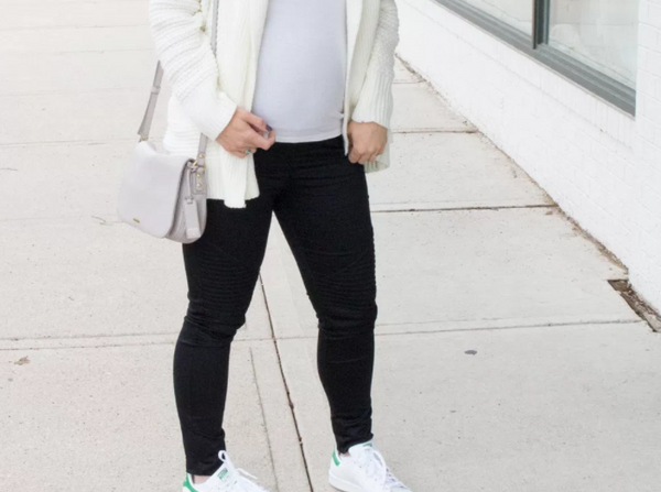 Best cozy pregnancy leggings