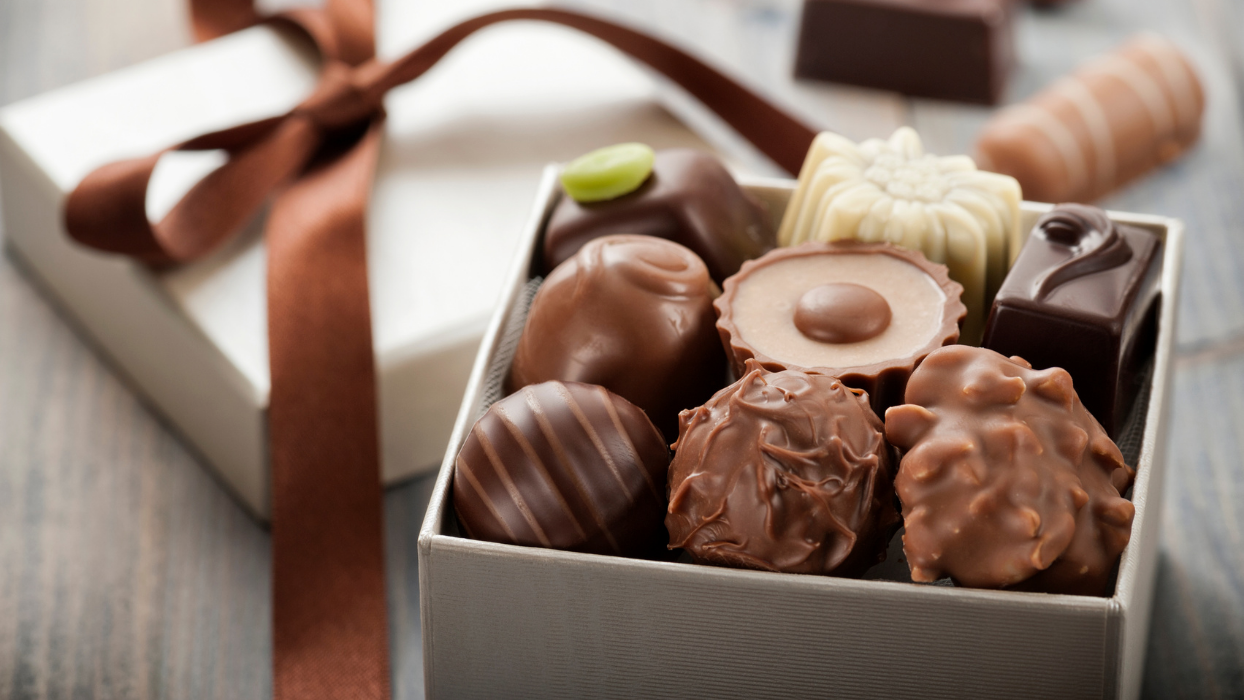 Chocolates for Mother's Day