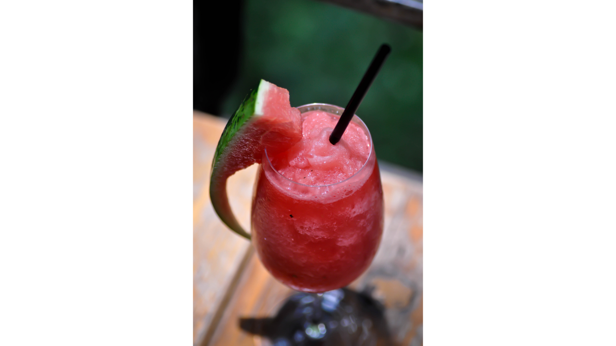 watermelon cocktail for pregnant moms