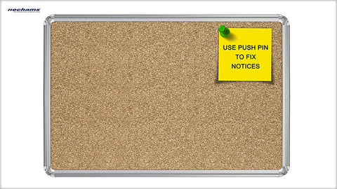 Cork Board/Cork Pin up bulletin boards Ultima series