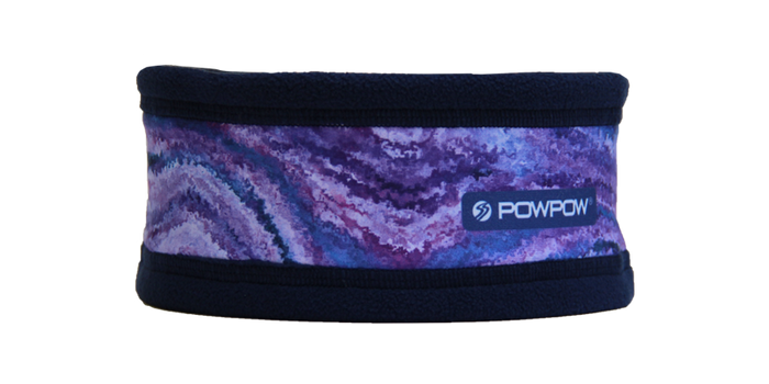 Headband | Purple Granite