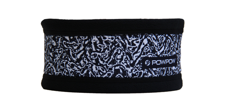 Headband | Snow Leopard