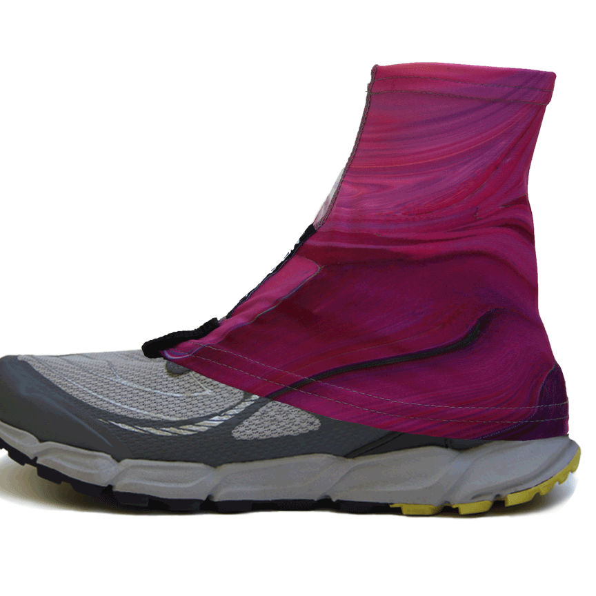 Trail Gaiter | Footwear Style: Bubble Gum