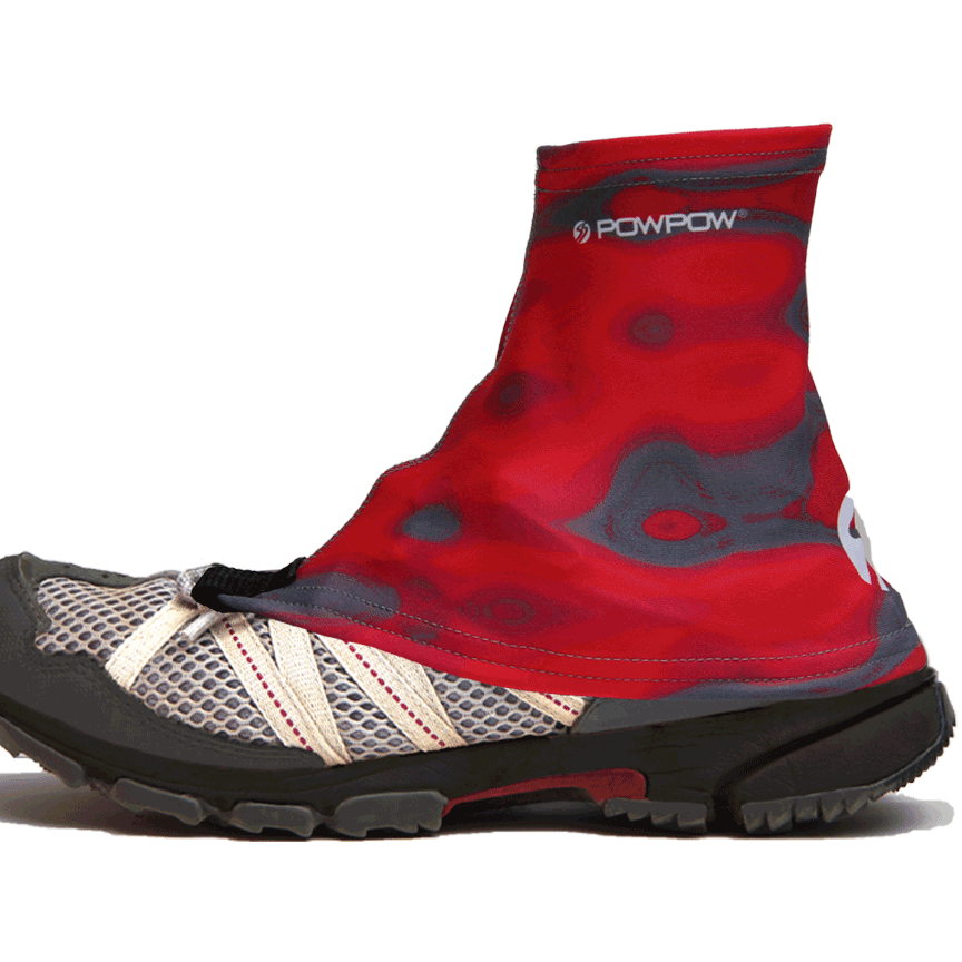 Trail Gaiter | Footwear Style: Chili Pepper