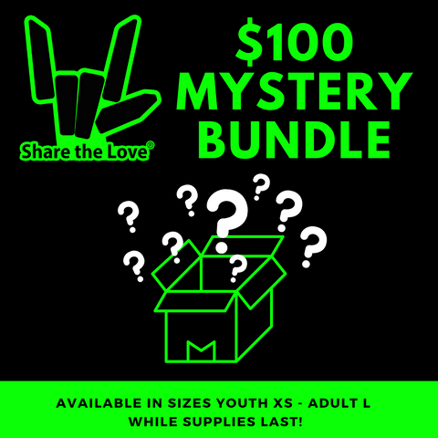 $100 Stephen Sharer Mystery Bundle