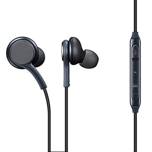 Ear Headphones Stereo Headset Earphone with mic Compatible with all mobile phones