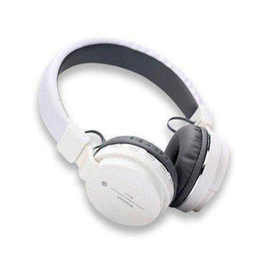 Wireless Bluetooth Headphones with FM and SD Card Slot with Music and Calling Controls