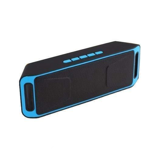 Super Boom Box Sound Wireless Bluetooth Speaker with FM AUX USB SD Card Slot Compatible with All Devices