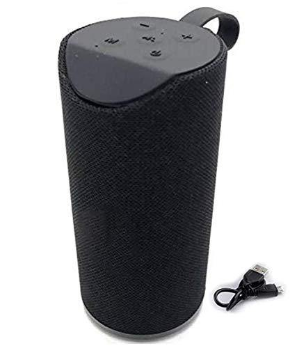 Portable Wireless Bluetooth Speaker 10W with Built-in mic, TF Card Slot, USB Port