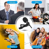 Coller Microphone Voice Recording Filter Mic for Recording Singing YouTube on Smartphones