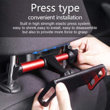 Car Rear Seat Headrest Mobile Phone Mount & Tablet Holder Upto 10.5 inch Diagonal Screen Size