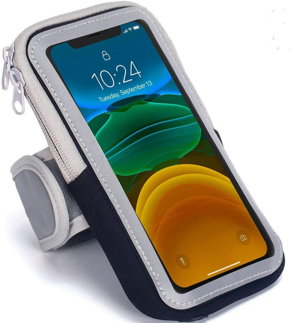 Sports Armband Sweat-proof Bag for Gym Fitness Cell Phone Key Holder