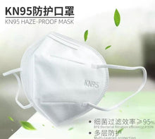 Load image into Gallery viewer, KN95 COVID-19 MASK (Individually packed, without Box packing)