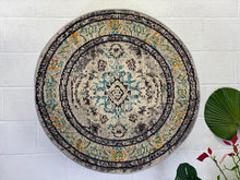 Load image into Gallery viewer, Anatolian Round Carpet 3'x3' Ft