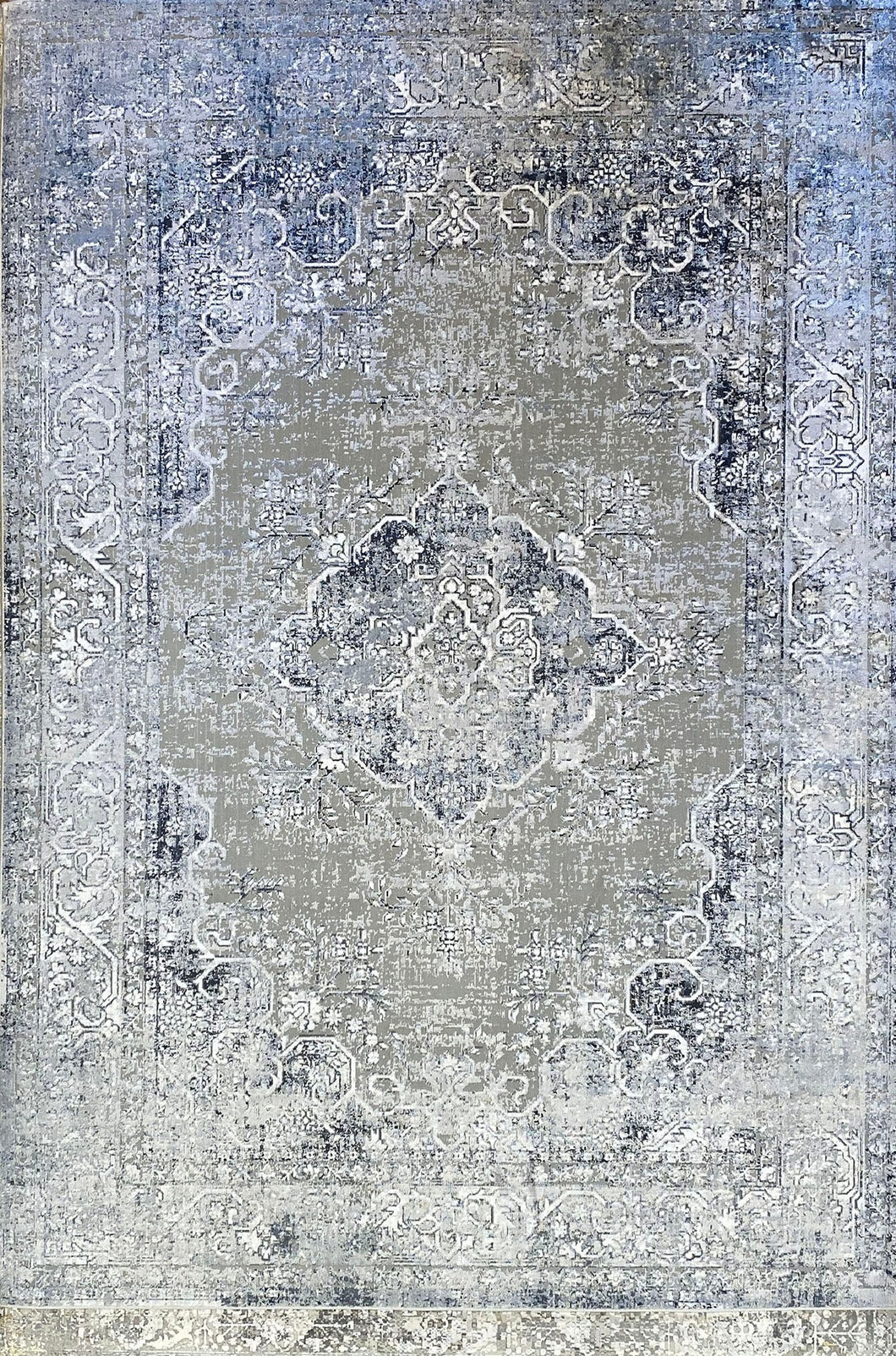 6.3 x 9 FT Add Elegance to Your Home with Bamboo Viscose Carpet