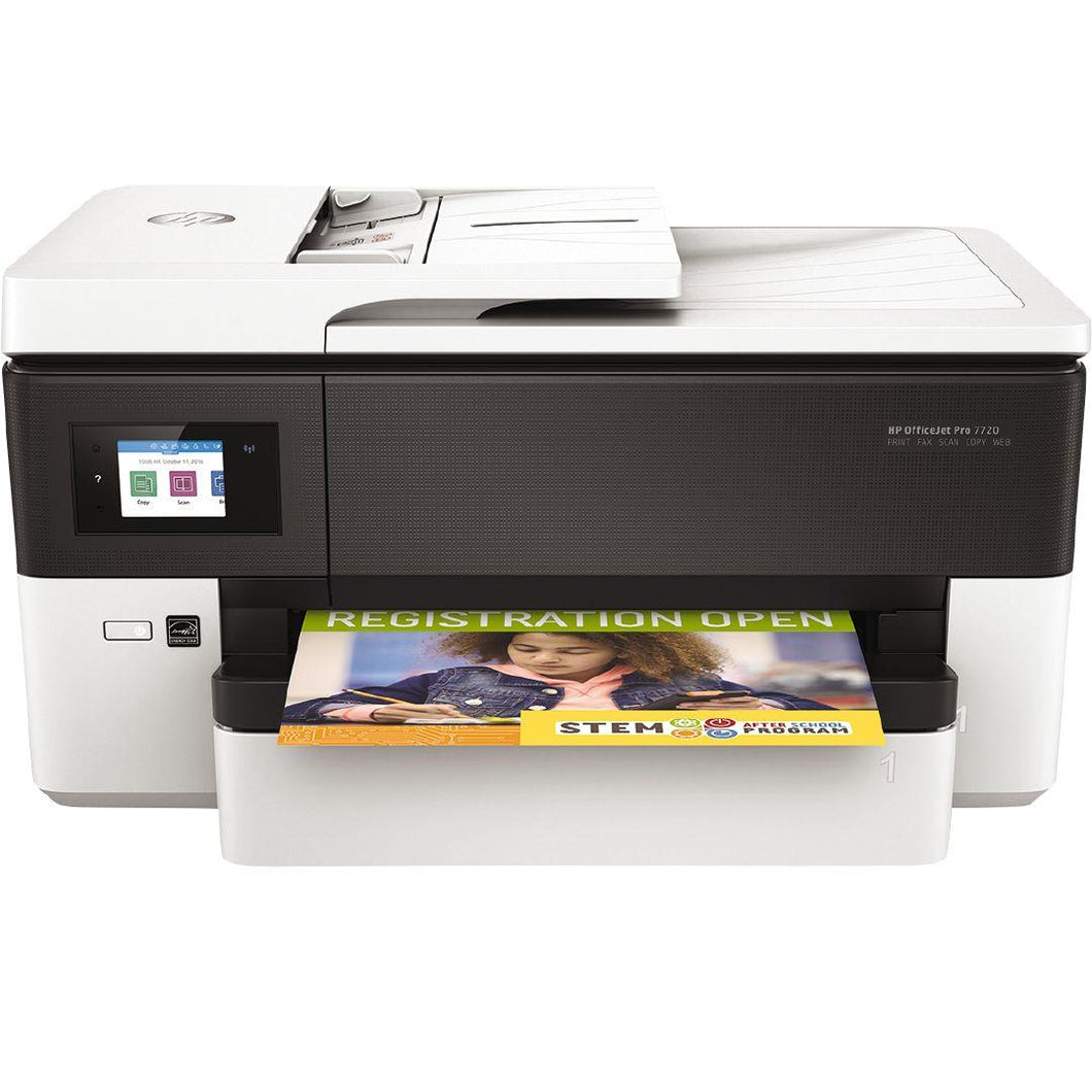 HP 7720 Inkjet Printer A3 Print/Scan/Copy