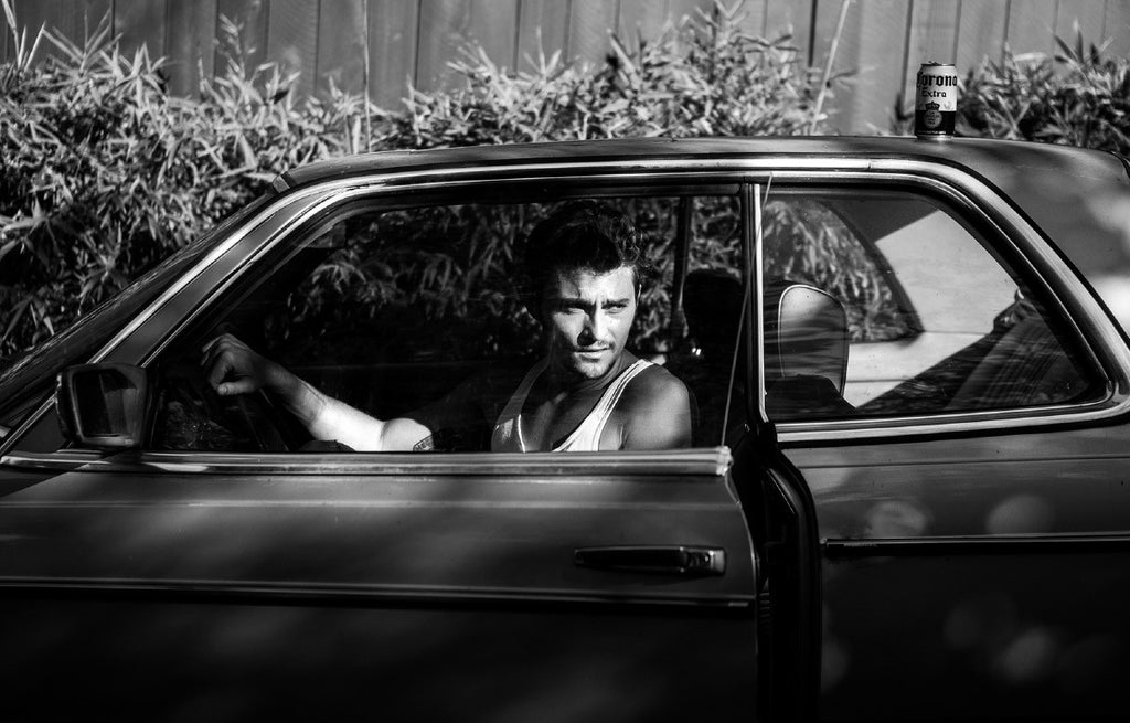 "Shiloh Fernandez by Sean Sullivan ""The Impossible Cool"""