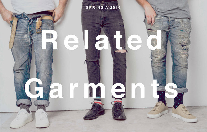 Spring 2016 Lookbook: The SMS Collection