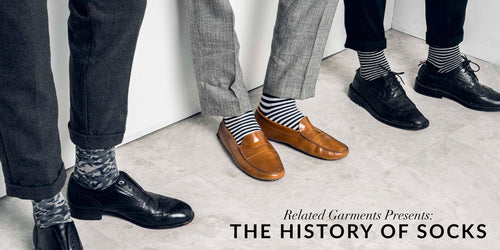 Mens Fashion 101: History of Socks