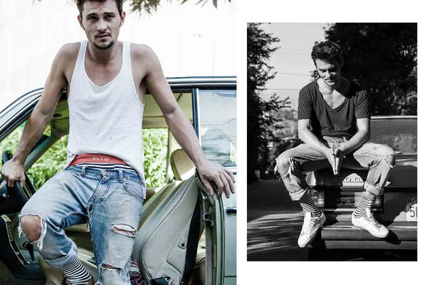 Sean Sullivan Shoots Shiloh Fernandez for Related Garments Lookbook 2