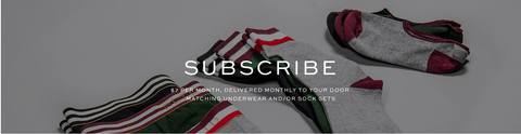 Sock and Underwear Subscription
