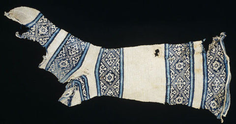 16th Century: History of Socks, Ornamental Design Begins